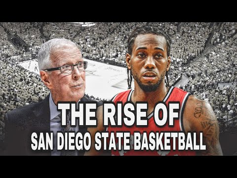 The rise of san diego state basketball