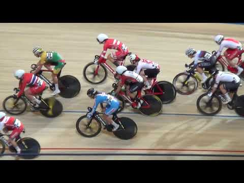 Track cycling european championships 2019 apeldoorn day 3