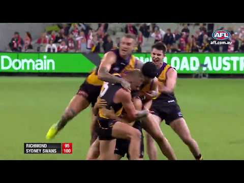 Greatest after-siren goals through history | afl