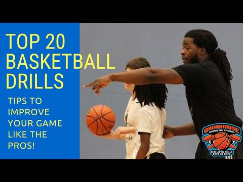 How to become a better basketball player: best defensive drill for players!