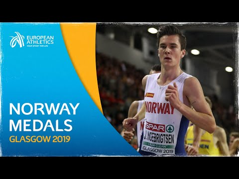Every norway medal   glasgow 2019
