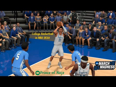 Ps4 how to play ncaa basketball in nba 2k20 list of teams in the description shoutout to skillazkill