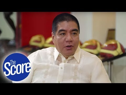 Why pba's willie marcial is called the healing commissioner   the score