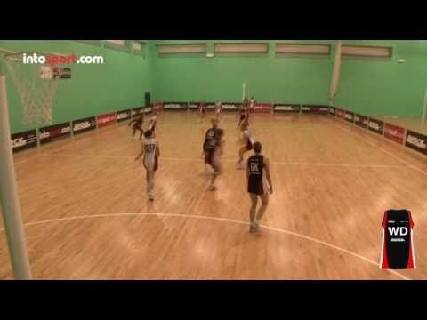 Netball game: wing defence position guide