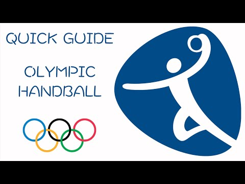 Quick guide to olympic handball