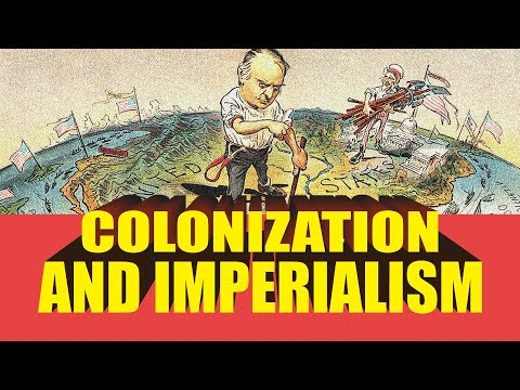 Colonization and imperialism | the openbook