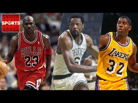 Here is why michael jordan is not the greatest of all time