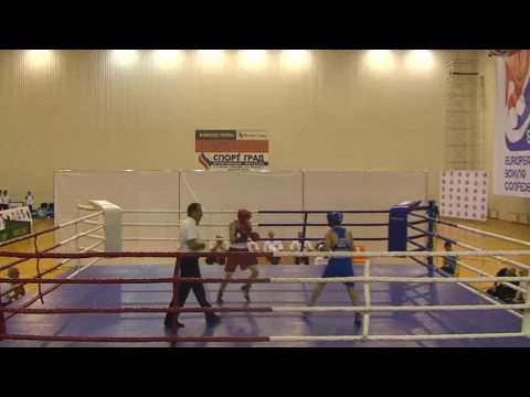 European youth boxing championships 2016 russia anapa ring b session 14