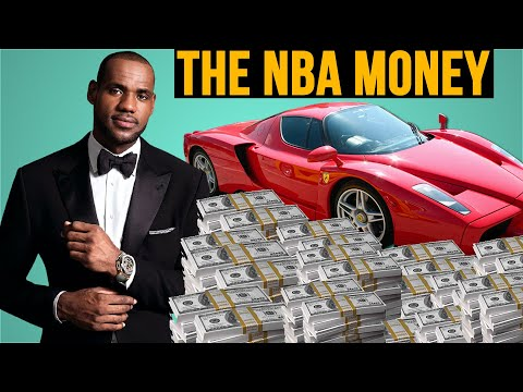 Revealed: how nba superstars get their millions