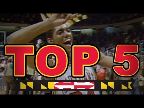 Top 5 maryland acc basketball moments   a farewell to maryland in the acc