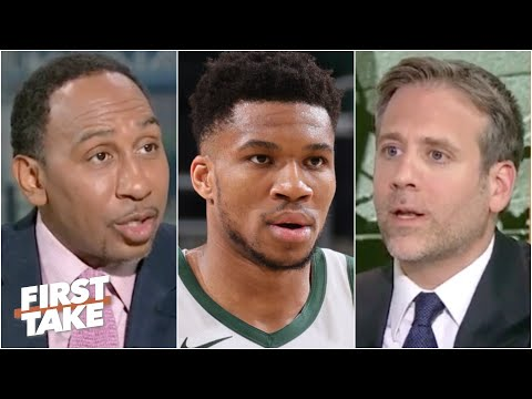 Can giannis carry a team to the nba finals? first take debates