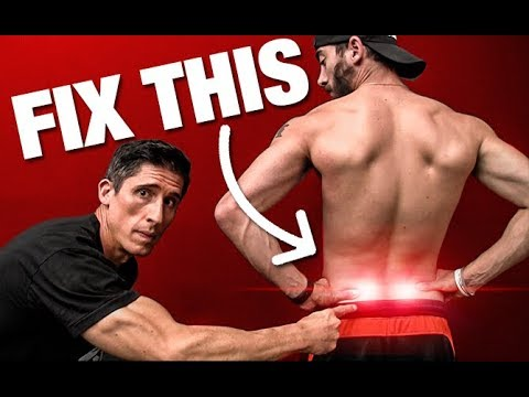 """How to fix """"low back"""" pain (instantly!)"""