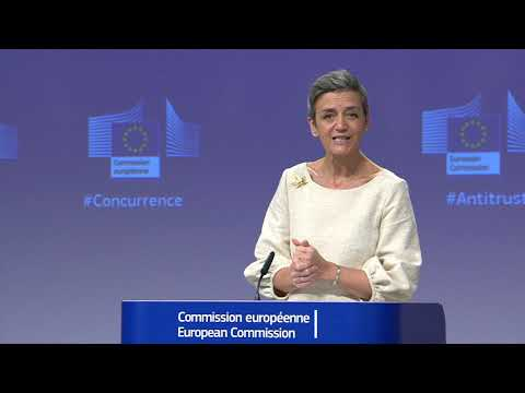 Eu's vestager set to accuse apple of unfairly squeezing spotify
