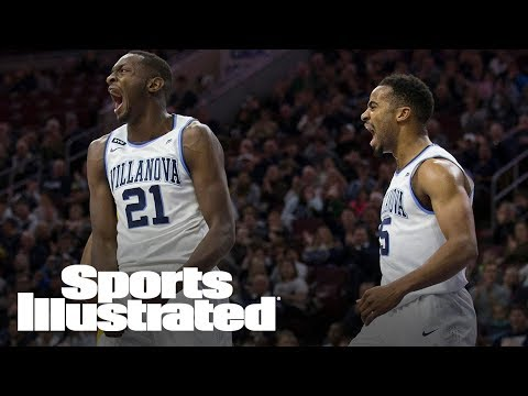 Why villanova deserves to be ranked no. 1 in college basketball | si now | sports illustrated