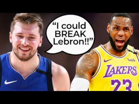 The stupidest things nba players are saying about lebron james!!