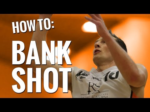 How to shoot a bank shot in basketball perfectly | basketball shooting tutorial