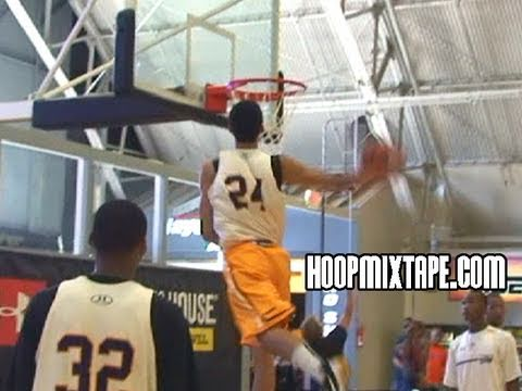 Austin rivers is the best player in the nation (#1 ranked by rivals) 2009-10 official hoopmixtape
