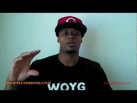 Dre baldwin: how long do you want it to take?   basketball workout questions
