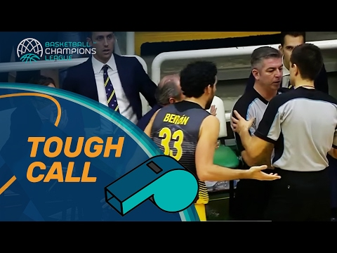 Tough call: unsportsmanlike foul during a throw in in the last two minutes