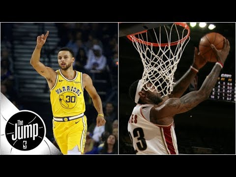 The greatest shots in nba history that didn't count | the jump