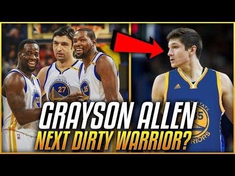 Why grayson allen is the perfect golden state warrior | what's next after duke & college basketball?