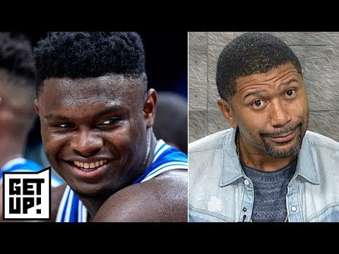 Jalen: zion williamson would not start for fab five | get up!