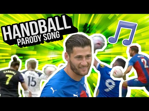🎵don't raise your hands🎵  funny p!nk handball rule var parody song [jim daly]