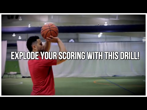 Great basketball crossover drill to add to your game!