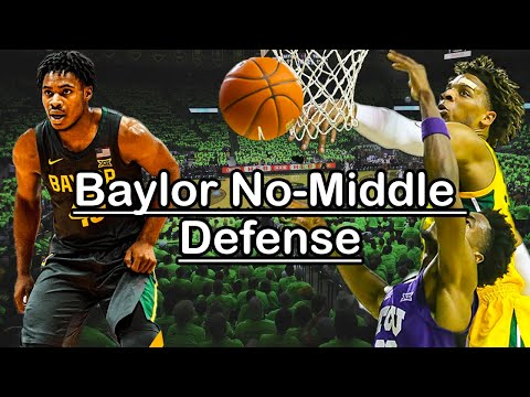 """How baylor's """"no-middle"""" defense has them ranked #1 in the country"""
