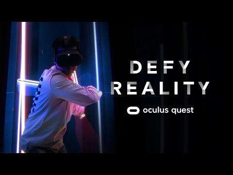 Defy reality   oculus quest