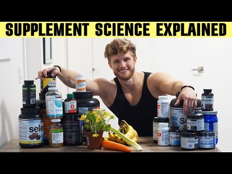 Top 5 supplements   science explained (17 studies)   when and how much to take