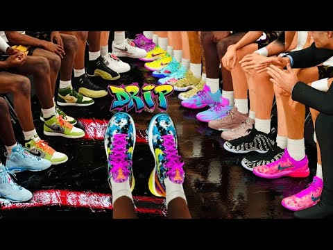 New rare custom shoe collection...no one have these...ep 1