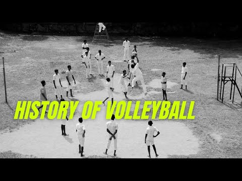 Volleyball history / history of volleyball / volleyball invented | volleyball