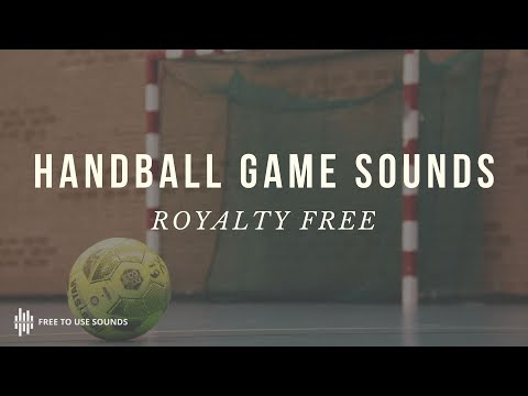 Handball game sound effects – germany sound libraries