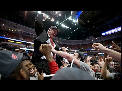 Wisconsin basketball advances to the final four