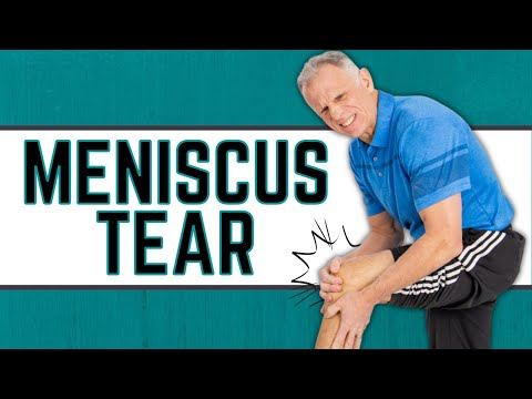 5 signs your knee pain is a meniscus tear - self-tests (cartilage)