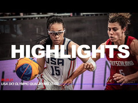 Highlights // usa stays undefeated, moves on to quarterfinals
