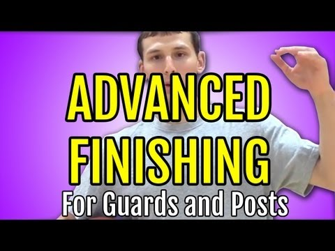 Basketball drills for kids - how to finish inside over post players like chris paul and kevin durant