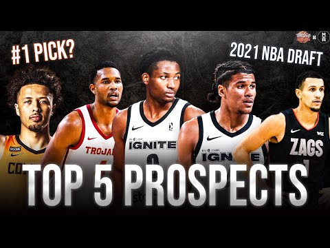 Who is the number one pick in the 2021 nba draft? (nba mock draft ft. @nbadraftscouting!)