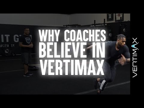 Why coaches believe in vertimax