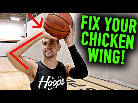 """How to fix your """"chicken wing"""" 