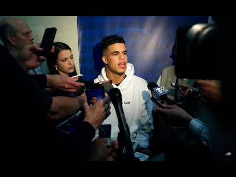 Fit-again former high school star michael porter jr.: 'i'm the best player in this (nba) draft'
