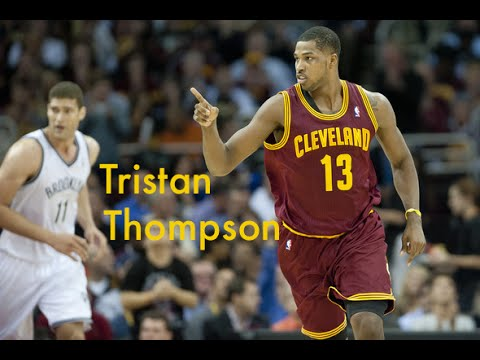 How does tristan thompson fit in with the new look cavs?