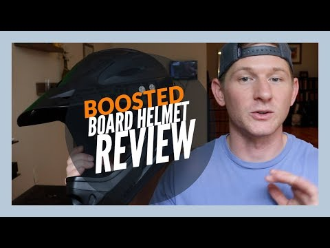 What helmet should you buy for your boosted board?