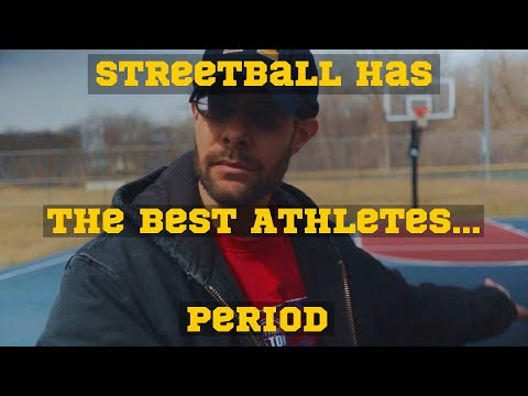 Why basketball requires the best athletes | and how to be one of those athletes