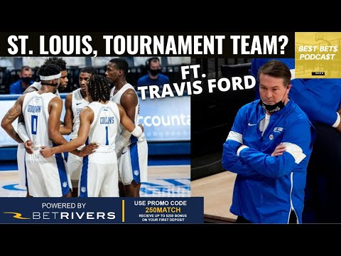 Why saint louis is an ncaa tournament team w/travis ford | best bets | field of 68