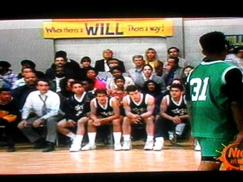 Will smith playing basketball