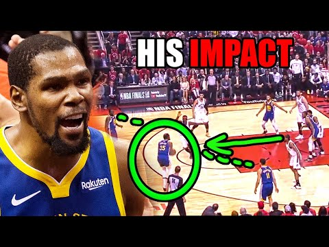 Why kevin durant needed to play in game 5 of the nba finals (ft. injury, warriors, raptors, & space)