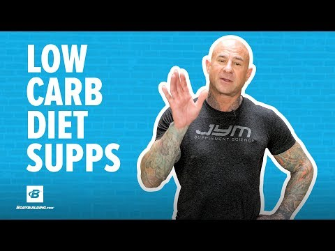 Critical supplement tips for low carb diets | jim stoppani, phd