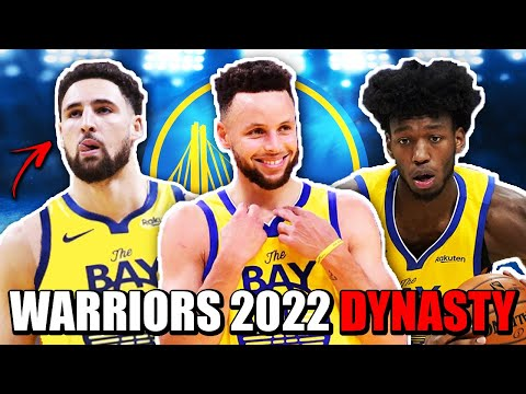 Why the warriors will be the best team in the nba next season! championship team in 2022 season!